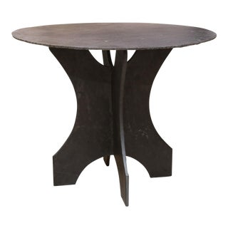 French Table d'Ardoise