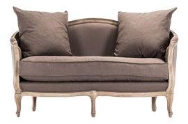Image of Newly Made Purple Sofas