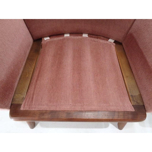 Mid Century His & Hers Adrian Pearsall Lounge Chairs For Sale - Image 10 of 13
