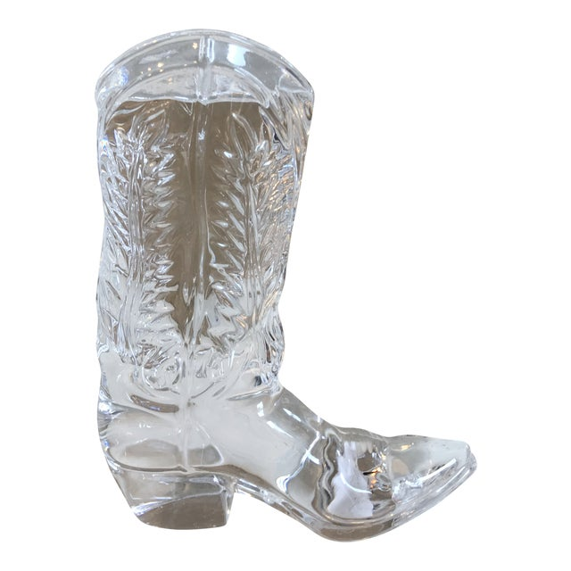 7aac5f36314c Ralph Lauren Glass Boot | Chairish