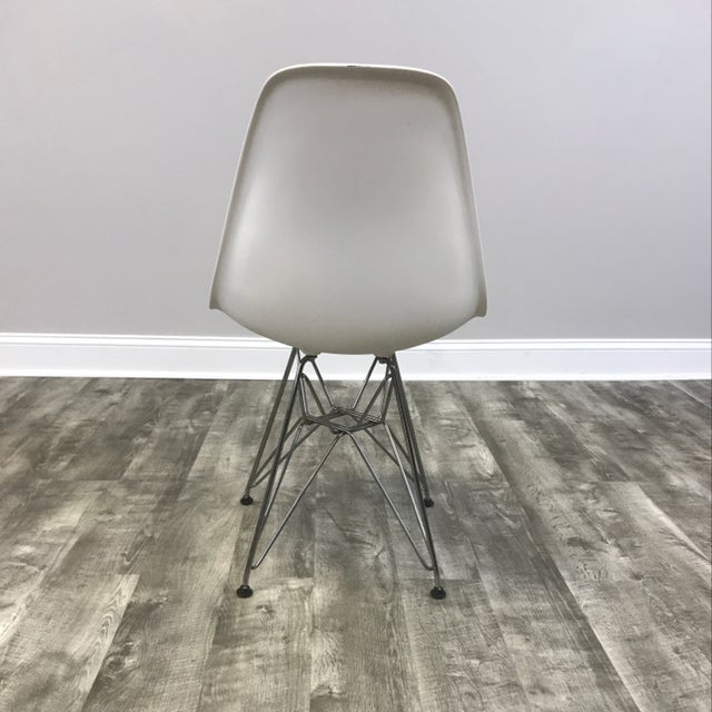 Eames Molded Dining Chairs - Set of 6 - Image 9 of 11