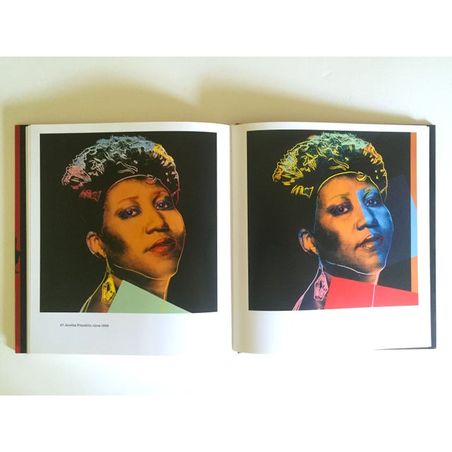 """Americana """" Andy Warhol Portraits """" Rare 1st Edtn Vintage 1993 Iconic Collector's Volume Hardcover Book For Sale - Image 3 of 13"""