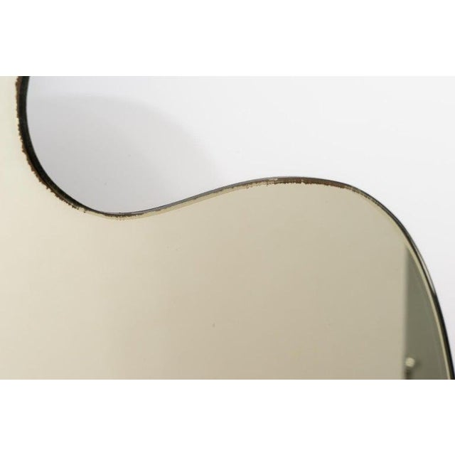 Abstract Anthropomorphic Dressing Mirror, 1980s South Beach For Sale - Image 3 of 13