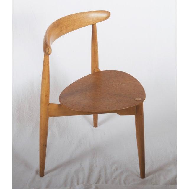 Hans Wegner Hans J. Wegner Chair Fh 4103 For Sale - Image 4 of 8
