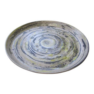 Jane & Gordon Martz Marshall Studios Studio Ceramic Plate For Sale