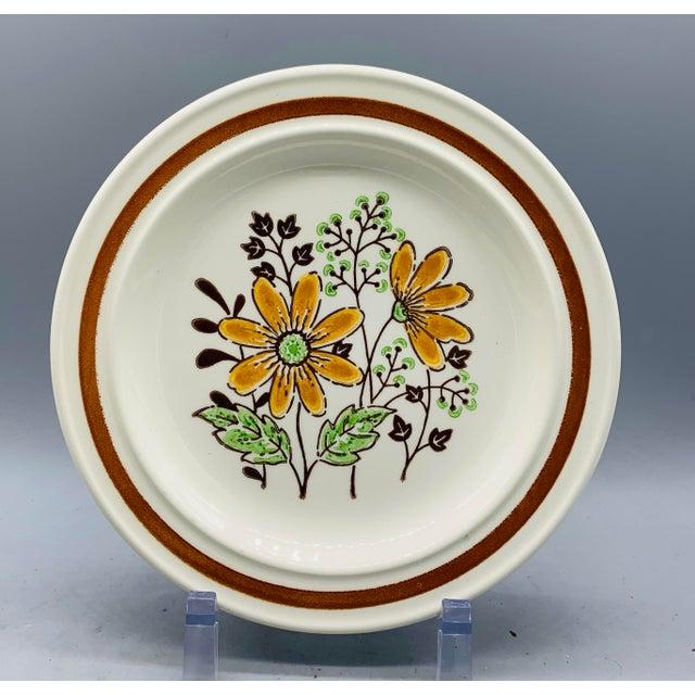 Vintage Country Mismatched Salad Plates - Set of 5 For Sale - Image 11 of 12