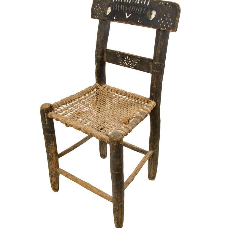 Vintage North Mexican Side Chair