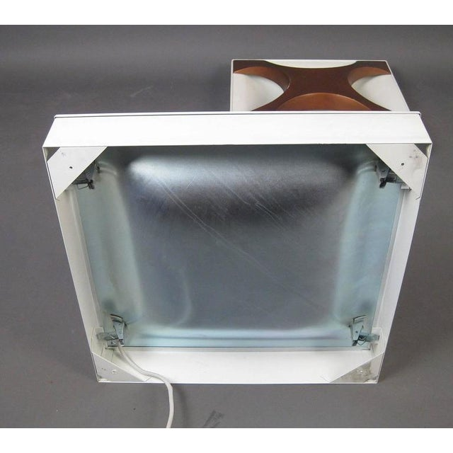 Oyster Wall Lamp by Rolf Krüger & Dieter Witte for Staff, 1960s For Sale - Image 9 of 11