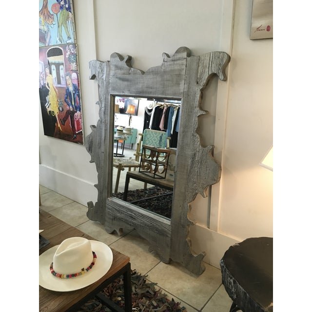 French Provençal Mirror For Sale - Image 5 of 5