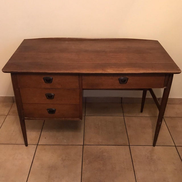 Mid-Century Modern Desk - Image 6 of 6