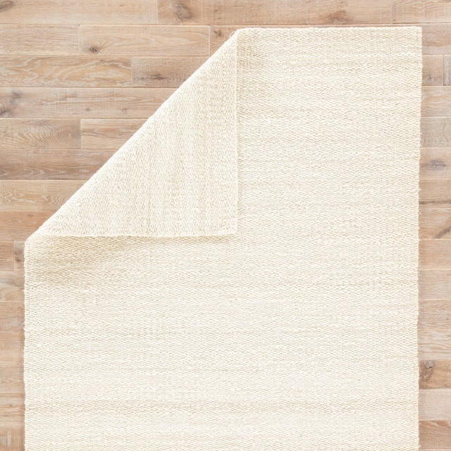 Jaipur Living Hutton Natural White Area Rug - 10′ × 14′ For Sale - Image 4 of 6