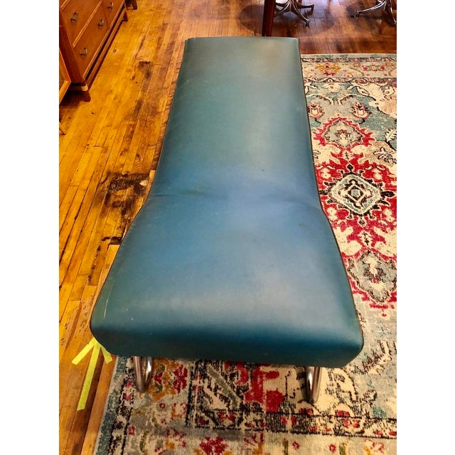 Art Deco Chaise Lounge/Daybed by Kem Weber For Sale In Boston - Image 6 of 13