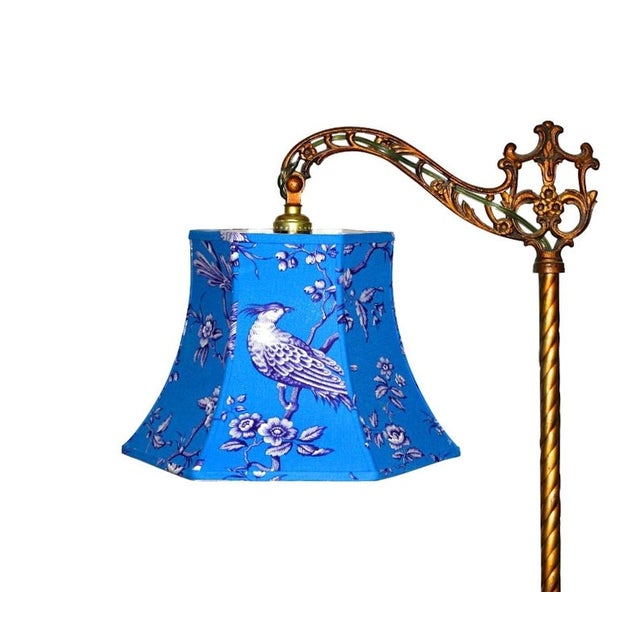 Stunning Bohemian Style Bridge Lampshade! Perfect on a floor or table lamp. Suitable for any room! In stock and ready to...