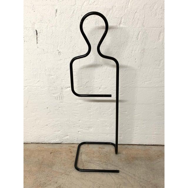 Pierre Cardin Figural and Sculptural Valet Coat or Towel Rack For Sale - Image 9 of 10