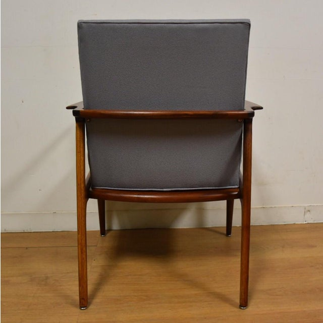 Mid-Century Modern Stow Davis Lounge Chair For Sale In Boston - Image 6 of 11