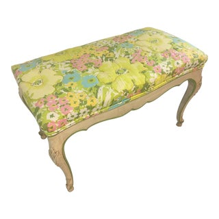 Vintage Palm Beach Bench For Sale