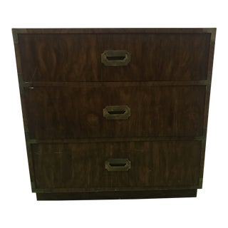 Dixie Campaign Bachelor's Chest For Sale