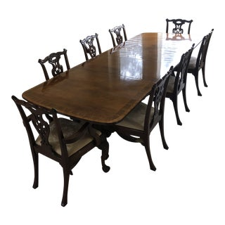 Henredon Historic Natchez Dining Set For Sale