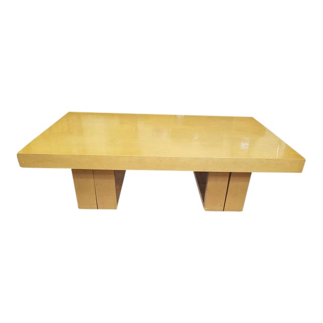 Made By Van Keppel Green Convertible Coffee Dining Table C 1960s