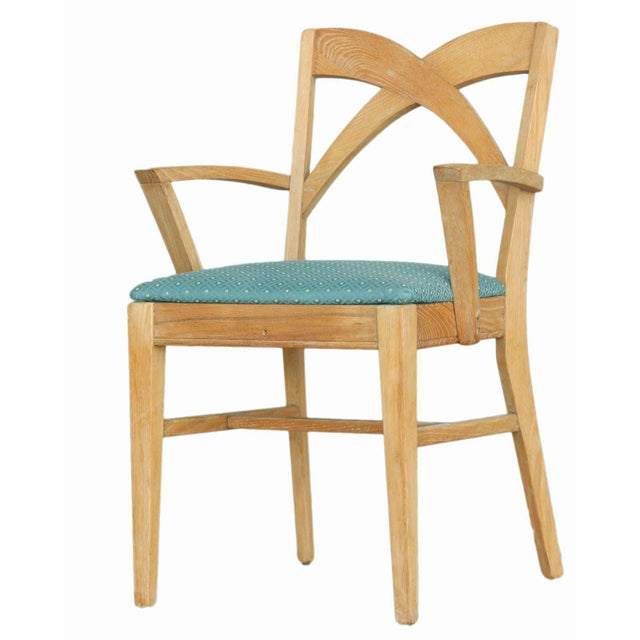 Paul Frankl Dining Chairs for Brown Saltman, Set of Ten - Image 8 of 9