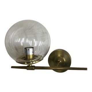 Visual Comfort Turenne Small Sconce Arn 2255 Antique Brass For Sale