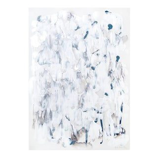 "Gudrun Mertes-Frady ""Floating Petals"" Painting For Sale"
