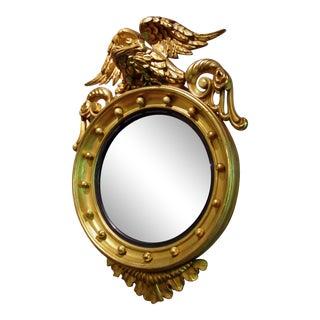 Mid 19th Century Convex Mirror For Sale