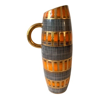 Mid Century Bitossi Vase by Fratelli Fanciullacci For Sale