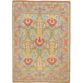 Mansour Fine Handmade Donegal Rug