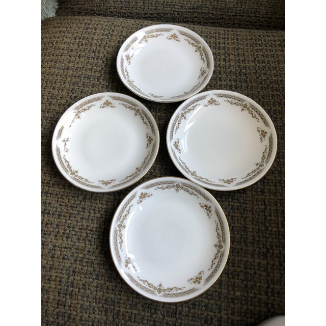Royal Doulton English China Dishes - Set of 4 For Sale In Cleveland - Image 6 of 6