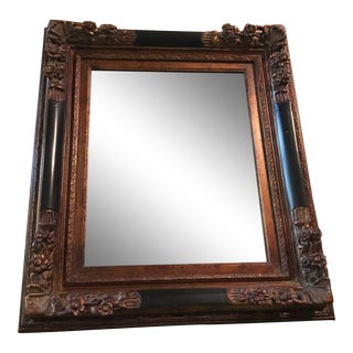 Traditional Style Beveled Mirror For Sale