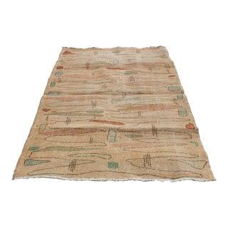 Turkish Modern Design Carpet - 6'6'' x 4'