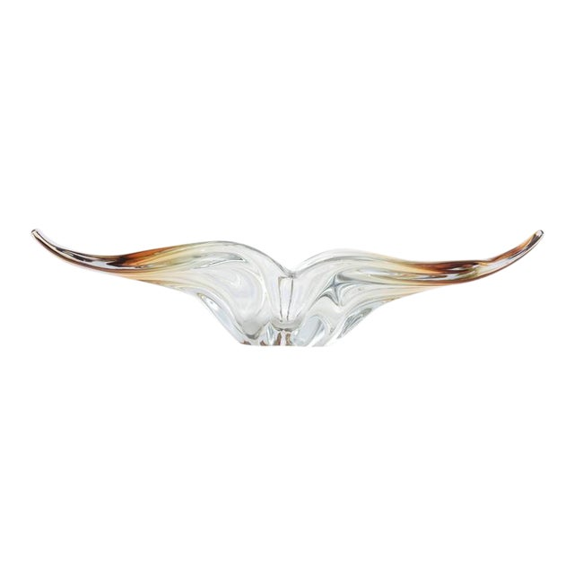 Murano Candy Bowl, 1960s, Italy For Sale