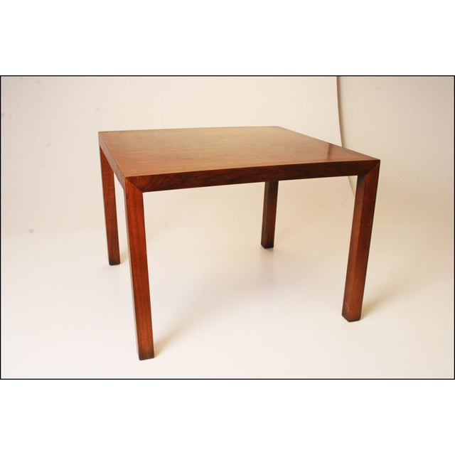 Lane Mid-Century Danish Modern Parsons Coffee Table - Image 3 of 11