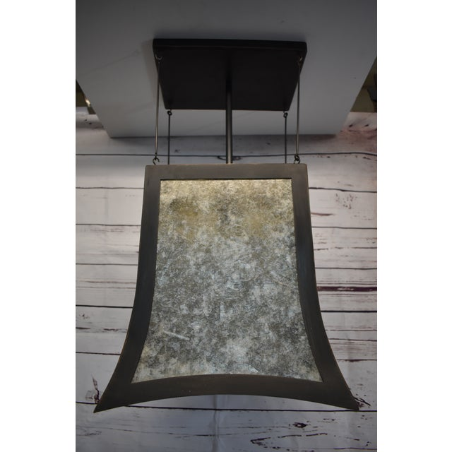 Black Medium Torii Pendant Light For Sale - Image 8 of 8