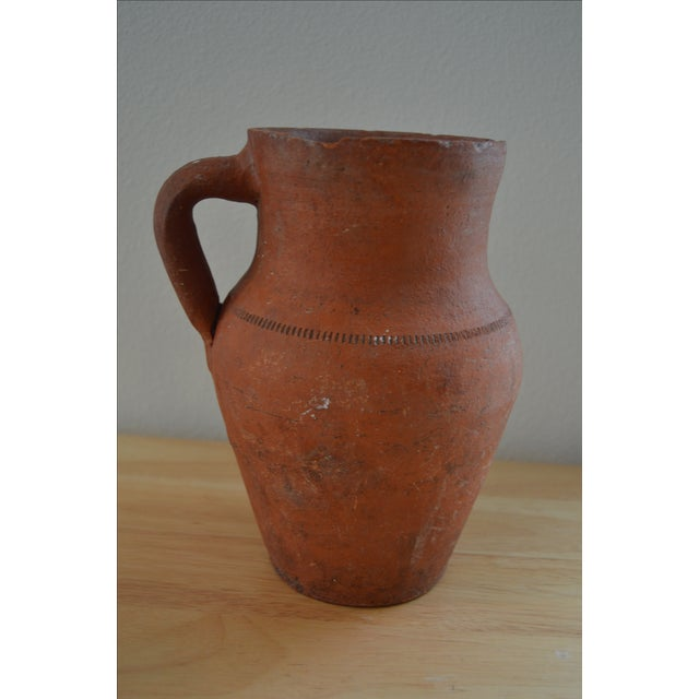 Antique Greek Pottery Vessel - Image 2 of 4