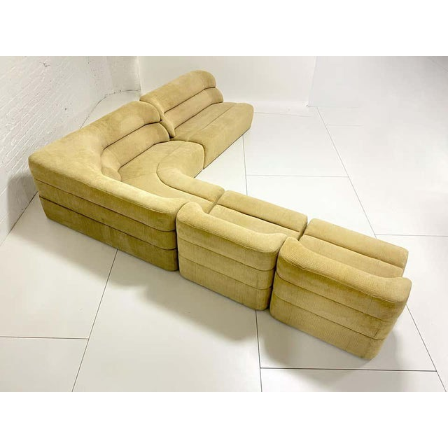 1970s 1970s Terrazza Modular Sofa by Artima, For Sale - Image 5 of 7
