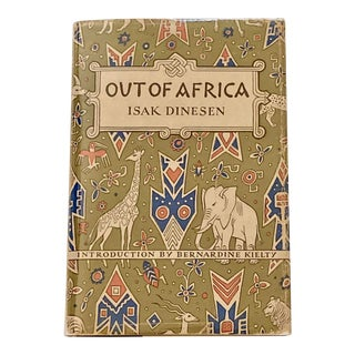 Out of Africa Book For Sale