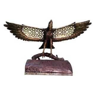 Arabesque Eagle Sculpture For Sale