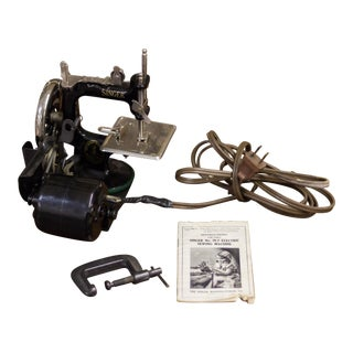 Vintage Singer Electric Child's Sewing Machine