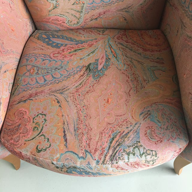 Thayer Coggin Design Studio Vintage Lounge Chairs - a Pair For Sale In Chicago - Image 6 of 13