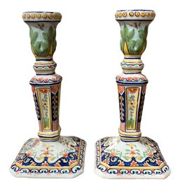 Image of French Candle Holders