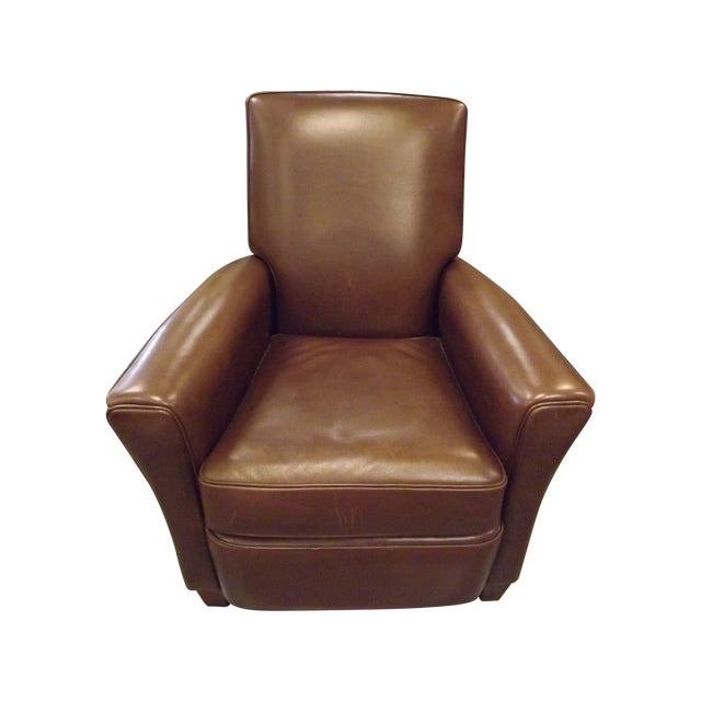 American Leather Lincoln Recliner Chair - Image 1 of 8