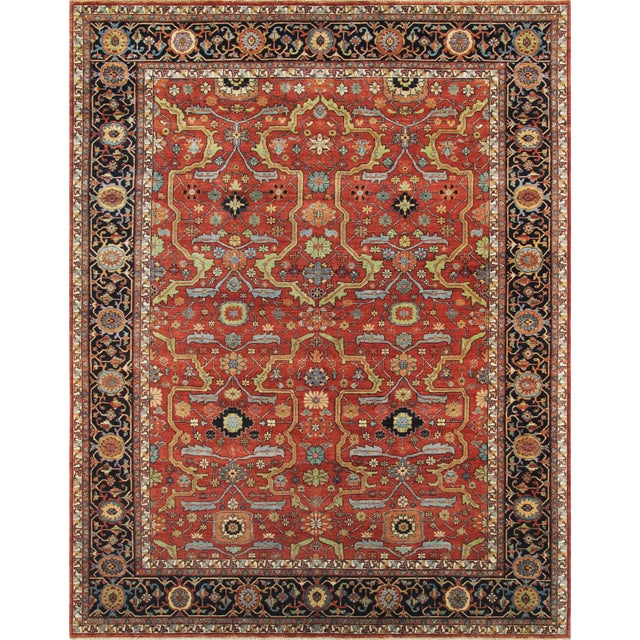 Pasargad Ferehan Area Rug- 5′3″ × 7′3″ - Image 1 of 4