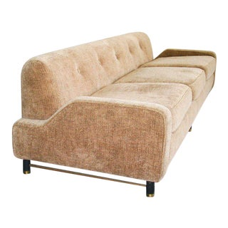 Mid-Century Modern Sofa after Paul Laszlo For Sale