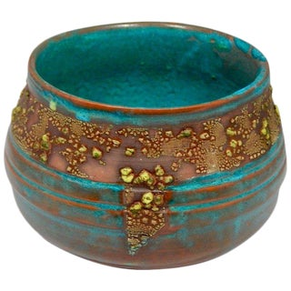 Hinterlands Ceramic Vessel by Andrew Wilder, 2018 For Sale