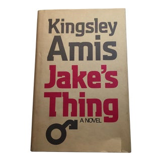 """""""Jake's Thing"""" Hardcover Book For Sale"""