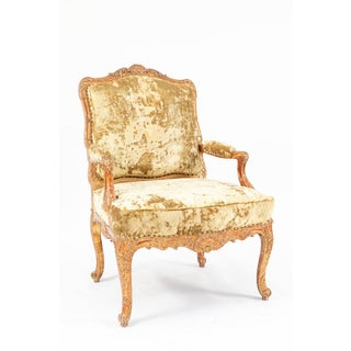 19th Century French Giltwood Armchairs - A Pair Preview