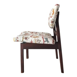 Jens Risom Occasional Chair For Sale