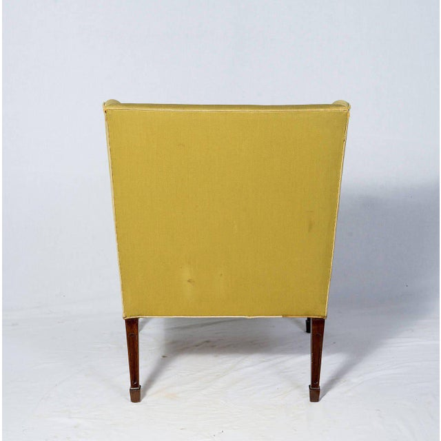 Wood Pair of Frits Henningsen Lounge Chairs For Sale - Image 7 of 10
